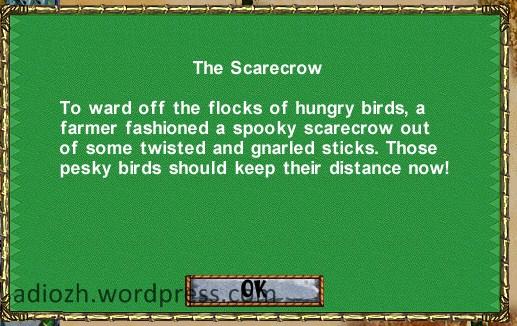 The Scarecrow description