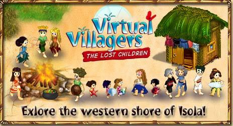 virtual villagers 2 logo