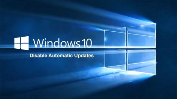 Cara Mematikan Update Otomatis Windows 10